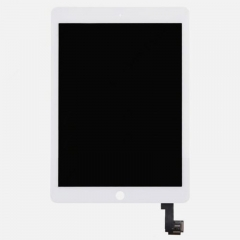 For iPad Air 2 A1566 A1567 LCD Display Touch Screen Digitizer Assembly White