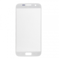 For Samsung Galaxy S7 G930A G930T G930P G930V G930F Front Outer Glass Lens Screen Cover White