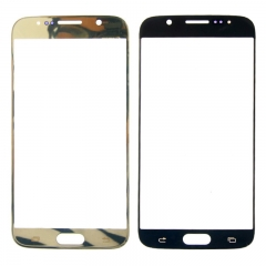 For Samsung Galaxy S6 G9200 G920 G920A G920F Front Outer Glass Lens Screen Cover Gold