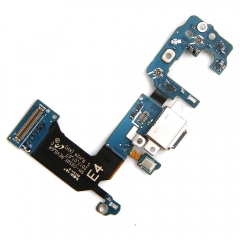 For Samsung Galaxy S8 G950F G950U USB Charging Charger Port Flex Cable With Mic