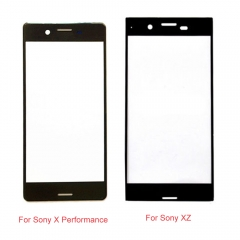 For Sony X Performance XP XZ Front Outer Glass Lens Screen Cover