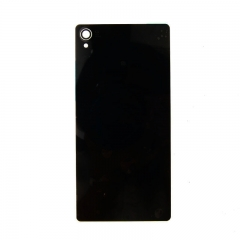 For Sony Xperia Z3 D6603 D6643 D6653 D6616 Back Rear Glass Housing Battery Door Cover With Adhesive