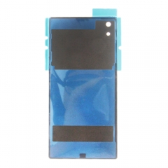 For Sony Xperia Z5 E6603 E6653 E6633 E6683 Back Rear Glass Housing Battery Door Cover With Adhesive