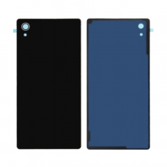 For Sony Xperia M4 Aqua E2303 E2306 E2333 E2353 E2363 Back Rear Glass Housing Battery Door Cover With Adhesive