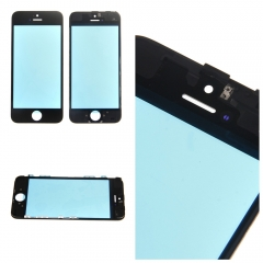 For iPhone 5C Front Outer Glass Lens Screen + Frame