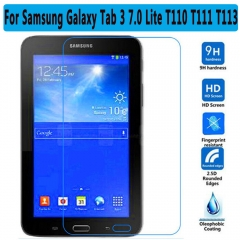 For Samsung Galaxy Tab 3 7.0' 8.0' 10.1' T210 T310 T110 P5200 Tempered Glass Protective Screen Protector Film