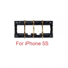 For iPhone 4 4S 5 5S 6 Plus Battery FPC Connector Plug Clip Logic Board