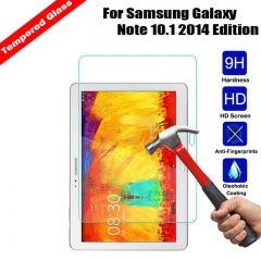 For Samsung Galaxy Tab Note 8.1' 10.1' N5100 N8000 2014 Edition Tempered Glass Protective Screen Protector Film