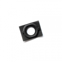 For iPhone 4S 2Pcs / Set Home Button Holder Rubber Gasket Replacement Part