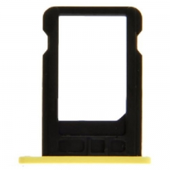 For iPhone 5C SIM Card Holder Tray Slot Reader
