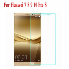 For Huawei Mate 7 8 10 9 Lite Mate S Tempered Glass Protective Screen Protector Film