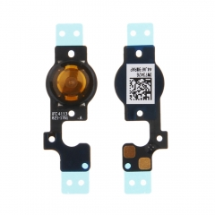For iPhone 5C Flex Cable Ribbon With Home Button Connector Replacement Part