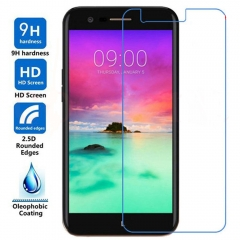 For LG K4 5 7 8 10 K3 4 8 10 2017 Tempered Glass Protective Screen Protector Film