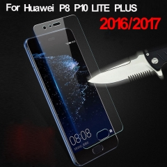 For Huawei P7 8 9 10 Lite Plus Tempered Glass Protective Screen Protector Film