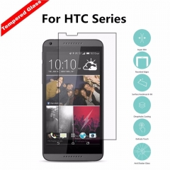 For HTC One M7 8 9 10 A9 Desire 510 610 626S 728 816 820 U U11 Tempered Glass Protective Screen Protector Film