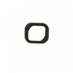 For iPhone 5S 2Pcs / Set Home Button Holder Rubber Gasket Replacement Part