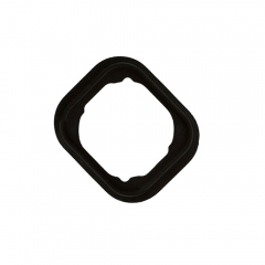 "For iPhone 6 4.7"" 2Pcs / Set Home Button Holder Rubber Gasket Replacement Part"