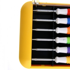 BEST 886 Screwdriver Set T2 T3 T5 T6 T8 For Mobile Phone