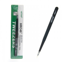 Stainless Steel Anti-magnetic Non-corrosive Straight Tweezer Maintenance Tool