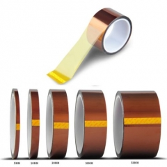 Multi size High Temperature Heat Resistant Insulation Tape Polyimide