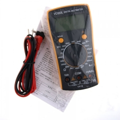 BEST VC830L Universal Electronic LCD Display Digital Multimeter