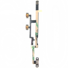 For iPad mini 3 Power On Off Volume Button Key Flex Cable