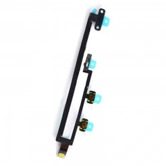 For iPad Air Power On Off Volume Button Key Flex Cable
