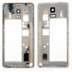 For Samsung Galaxy Note 4 N910F N910A N910V N910P Middle Housing Frame Bezel
