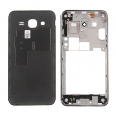 For Samsung Galaxy J5 SM J500H Middle Housing Frame Bezel And Back Battery Cover