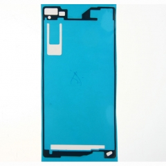 For Sony Xperia Z2 L50W D6502 D6503 D6543 LCD Digitizer And Back Battery Cover Tape Sticker Glue Adhesive