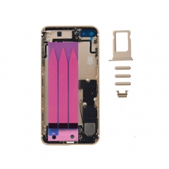 Metal Back Cover Battery Housing Door Replace Parts For Phone 7 7 Plus