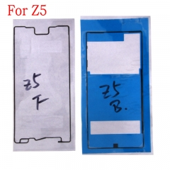 For Sony Xperia Z5 E6603 E6653 E6633 E6683 LCD Digitizer And Back Battery Cover Tape Sticker Glue Adhesive