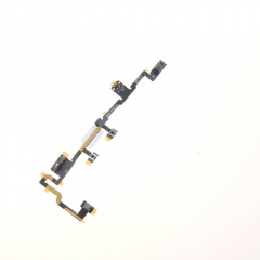 For iPad 2 Power On Off Volume Button Key Flex Cable