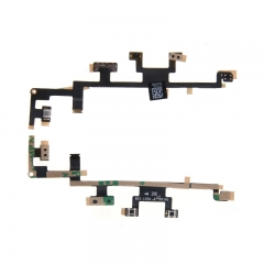 For iPad 4 Power On Off Volume Button Key Flex Cable