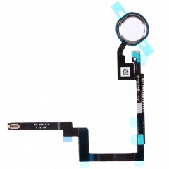 For iPad Mini 3 Home Button Fingerprint Touch ID Flex Cable