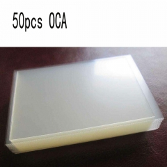 50x For Sony Z1 2 3 4 5 Compact 250um Optical Clear Adhesive Glue OCA Film