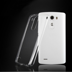 For LG G3 G4 G5 G6 K7 K8 K10 V10 V20 Nexus 4 5 5X Clear Transparent Soft Silicone Back Case Cover