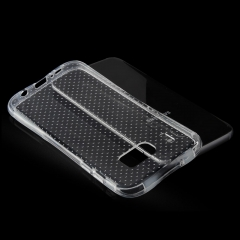 For HTC One M7 M8 M9 M10 Plus A9 Rubber Clear Transparent Soft Silicone Gel Back Case Cover