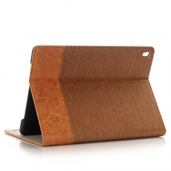 "For iPad Mini 4 Pro 12.9"" Leather Card Slot Pouch Slim Flip Stand Wallet Case"