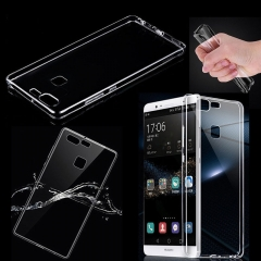 For Huawei Honor 6 7 8 9 8Lite 8 Nova V8 V9 P7 8 9 8Lite 9Lite 9Plus 10Plus Mate 7 8 9 10 Clear Transparent Soft Silicone Back Case Cover