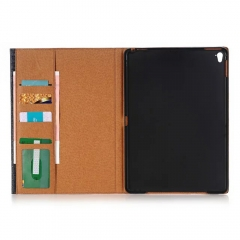 "For iPad Air Mini Pro 12.9"" Crocodile Leather Case Flip Cover W/ Card Slot Stand"