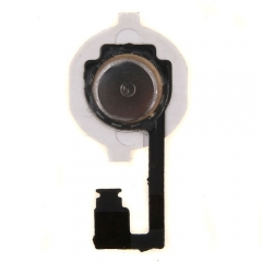 For iPhone 4 4G Flex Cable Ribbon With Home Button Connector