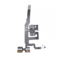 For iPhone 4S Headphone Audio Jack Headset Flex Cable