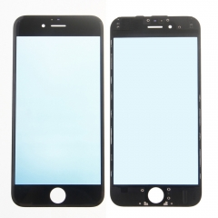 "For iPhone 6 4.7"" Front Outer Glass Lens Screen + Frame"