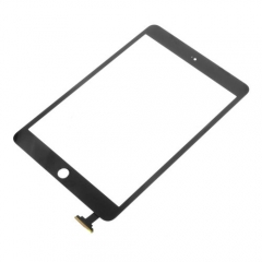 For iPad Mini Screen Touch Digitizer Front Glass With Sticker