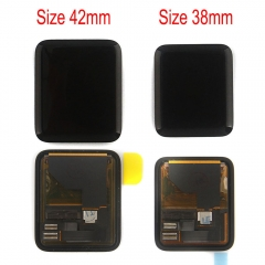 For Apple iWatch 1Gen 38mm 42mm LCD Display Screen Touch Glass Digitizer Assembly