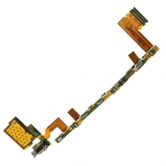 For Sony Xperia Z5 E6603 E6653 Power Switch On / OFF Volume Button Flex Ribbon Cable