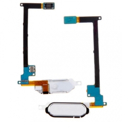 For Samsung Galaxy Note 4 N910 N910F A T V P Home Button Sensor Touch ID Flex Cable
