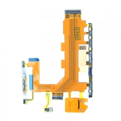 For Sony Xperia Z2 L50W D6502 D6503 D6543 Power Switch On / OFF Volume Button Flex Cable