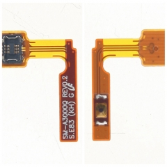 For Samsung Galaxy A3 A300 A300F 2015 Power Switch On / OFF Button Flex Cable